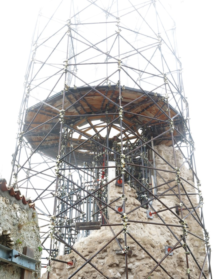 Santo Stefano di Sessanio Bracing 2